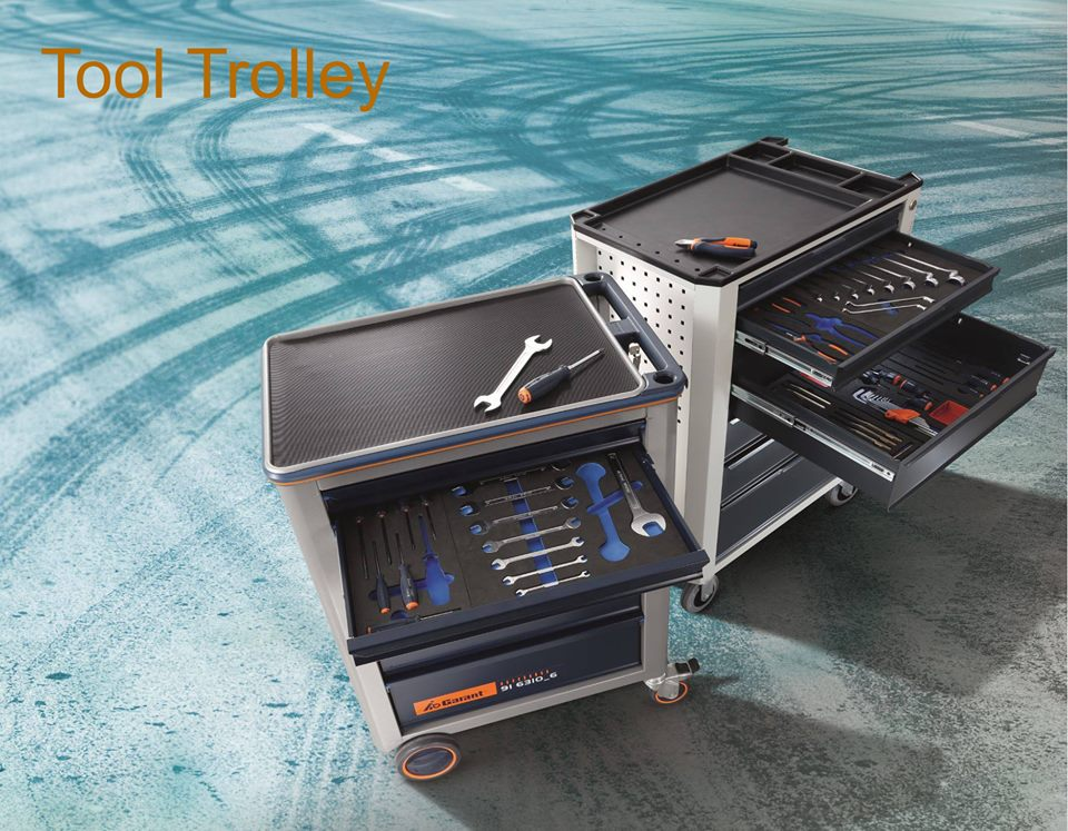 Tools trolley